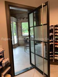 Современные шарнир двери W/ подает увеличенного размера и интеллектуального стекла
