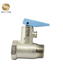 Valvole di sfiato d'ottone di sicurezza del riscaldatore di acqua