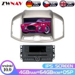 Android Market 10.0 64GB PX6 carro Multimedia player de DVD para Chevrolet Captiva 2012-2019 Navegação GPS Rádio Estéreo automática da unidade de cabeça