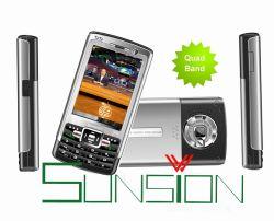 8GB TV Celular Dual SIM dual doble Bluetooth de trabajo (N99i)