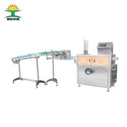 Cuadro de la máquina de embalaje multifunción máquinas de envasado puede ser utilizado para la comida, toallas de papel, envases de las necesidades diarias