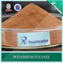 X-Ácido Fulvic Fulvate Humate potássio fertilizante de potássio