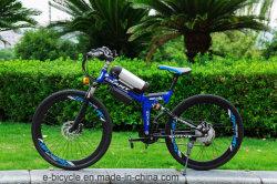 Складная вилка подвески города горные дороги E велосипед с маркировкой CE: EN15194 ISO12100