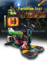 Le paradis perdu de tournage vidéo Machine de jeu 42 pouces écran