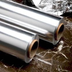 中国の製造者9cm*9cmの正方形の金チョコレート包装紙のアルミホイル