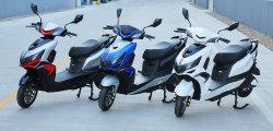Certificado de la CEE con alta velocidad de 3000W 72V 32Ah batería de litio de motocicleta eléctrica de China