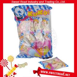 Bonbons Halal variété Ice-Cream aromatisé à la guimauve en forme