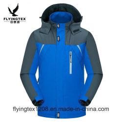 남자의 외투 우연한 두건이 있는 재킷 스포츠용 잠바 방수 겨울 의복