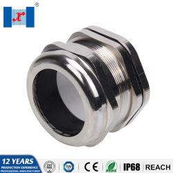 Металлические Hnx через тип водонепроницаемый латунный кабельный сальник PG16