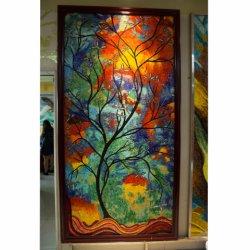 Hotel de estilo europeu natureza decorativa Pintura de Arte do mosaico da mistura de cores