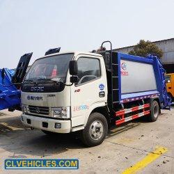 6 شاحنة مضغوطة بضاغط الصين CBM 4X2