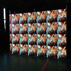 콘서트 짝수 스테이지 쇼 중국 가격 P4 임대 실내 메쉬 LED 디스플레이 화면