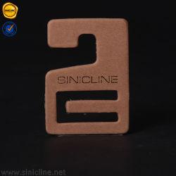 Sinicline 2018 패션 디자인 품질 페이퍼 보드 Hanger for Luxury Ladies 스카프