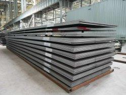 Placa de acero resistente al desgaste de desgaste Bisalloy Bisplate Hardox 600 600 600