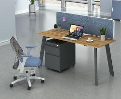 Современный дизайн деревянных управление таблица фотографии с металлической опоры