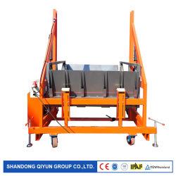 선적과 트럭 콘테이너 유압 전기 콘테이너 선적 기계 이동하는 선적 플래트홈을 내리기를 위한 1.6m 이동할 수 있는 드는 플래트홈