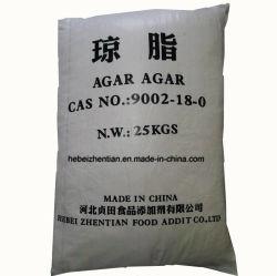 Haute qualité à faible prix de l'Agar Agar Agar9002-18-0 de la Chine usine