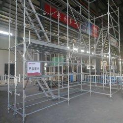중국 서빙 용품 링록 서딩 시스템(Ringlock Scaffolding System for Sale)