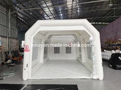 تحسين يختم قابل للنفخ ذاتيّة [سبري بووث] سيارة دهانة خيمة