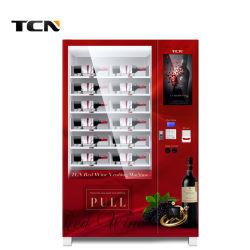 Tcn 2020 Hot vender Maquina Expendedora de vinos con pantalla táctil