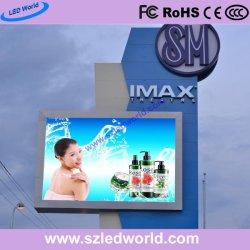 6mm Openlucht LEIDENE SMD Digitale Vertoning op het Gebouw