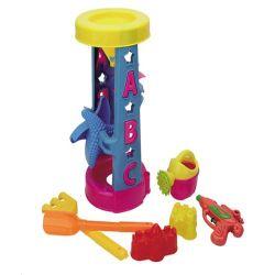 플라스틱 모래 바닷가 장난감이 옥외 여름에 의하여 7PCS 농담을 한다