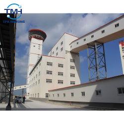 Le design professionnel longue étendue de la structure du châssis en acier de haute qualité bâtiment