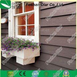 Außenwand aus Holzfaserzement für Gebäude