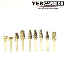 Foret carbure de tungstène Burr ongles nail art outil accessoires de machine de forage de manucure électrique