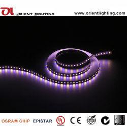 24V 5060 2835 RGB+White 3000K屋内LEDの棒状螢光灯による照明