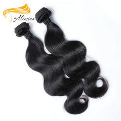 Мягкий и прочный Virgin Реми органа Виргинских волосы Wefts Индии кривой