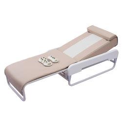 Últimas eléctrico retráctil de Jade de cuerpo completo de la terapia térmica V3 portátil se calienta camas de masaje Camilla de masaje de la columna vertebral