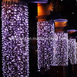 Luzes de decoração da Coluna Shopping Holiday Hotel decoração exterior