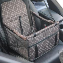 Les sièges de voiture transporteur Pet pliable portable chien étanches Housses de siège pour les voitures transporteur produit pet