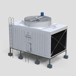 Nuovo 600 tipo quadrato torre di raffreddamento di tonnellata FRP di flusso trasversale per la fabbrica di plastica