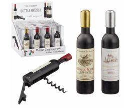 Magnetische wijnfles opener 600723