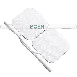 2pcs/Pack 50*50 ملم من بطانات الإلكترود يمكن إعادة استخدام العشرات من بطانات الاستبدال