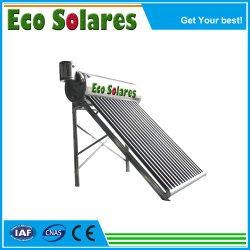 Chinesische Fabrik Ohne Druck Solaranlage Druckprojekt Split Vakuumröhren mit verschiedenen Arten von Ersatzteilen Halterung heiß Warmwasserbereiter