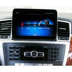 Автомобильная стерео Video Player Android сенсорный экран навигационной системы GPS Авто аксессуары для Мерседес Бенц ML/Gl 2012-2015