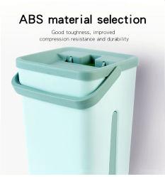 A magia de torção de Piso Plano Mopa balde rotativo de limpeza