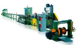 PE Physical Foamed Wire Extruder/Physical Foaming Coaxial Cable Extrusion Machine