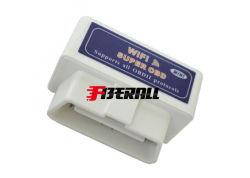 Code moteur OBD-II Reader, Outil OBD & Outil de diagnostic de l'automobile, WiFi, blanc