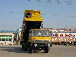 20 CBM鉱山のダンプカートラックのダンプトラックが付いている中国Dongfeng 10 Wheelesのダンプボディ20tons /25tons 6X4駆動機構