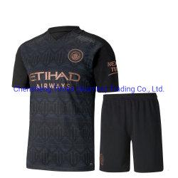 Kundenbezogenheits-scherzt oberster siamesischer Qualitätsfußball Jersey Hemd-Frauen Jersey