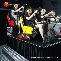 魅力的な4Dシミュレーションの乗車の電気動き5Dプロジェクター映画館装置