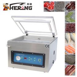 Held-Marken-Tisch-Typ Abdichtmassen-Fisch-automatisches Erdnuss-Frucht und Vegetabel Vakuumverpackungsmaschine-Fleisch