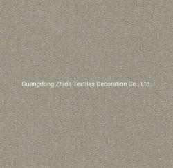 Textil hogar ropa de algodón de plata elegante sofá tapizado de tela estilo