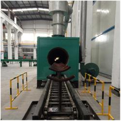 LPGシリンダー熱処理の炉の単位