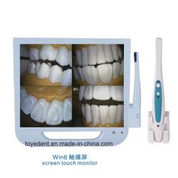 Профессиональных стоматологических внутри устные камеры с помощью беспроводной доступ в Интернет
