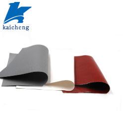 Revestido de silicone à prova de pano tecido de fibra de vidro